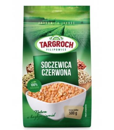 Targroch Soczewica Czerwona 500g