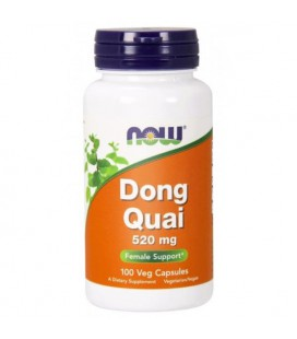 NOW FOODS DONG QUAI 520MG 100VCAPS
