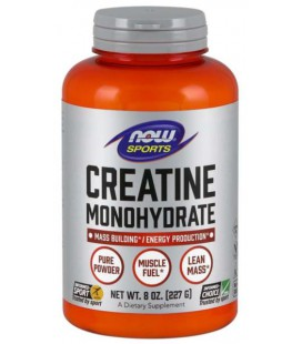 NOW FOODS CREATINE POWDER 227G