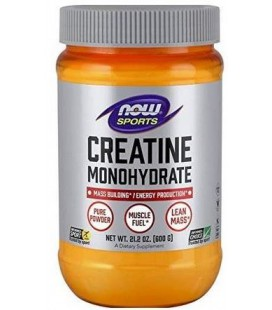 NOW FOODS CREATINE POWDER 600G