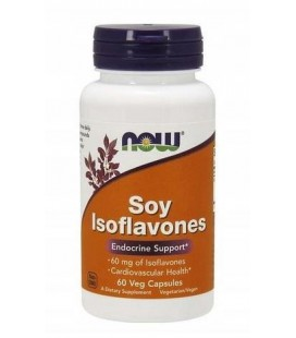 NOW FOODS SOY ISOFLAVONES 150MG 60VCAPS