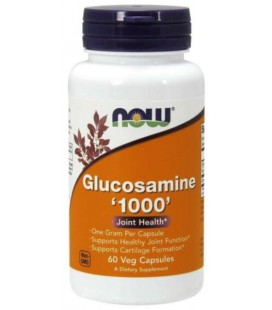 NOW FOODS GLUCOSAMINE 1000MG 60 VCAPS