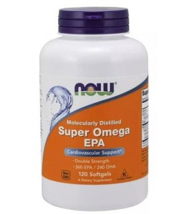 NOW FOODS SUPER OMEGA EPA 1000MG 360/240 120CAPS