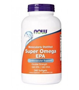 NOW FOODS SUPER OMEGA EPA 1000MG 360/240 240CAPS