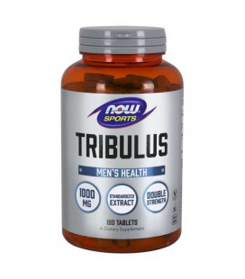 NOW FOODS TRIBULUS 1000mg 180 TABS