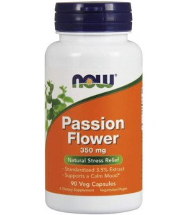 NOW FOODS PASSION FLOWER EXT 3,5% 90VCAPS
