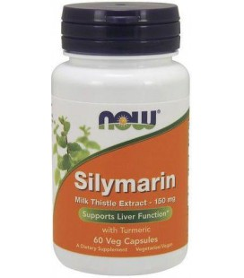 NOW FOODS SILYMARIN 150MG 60VCAPS