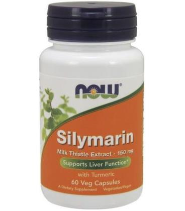 NOW FOODS SILIMARIN 150MG 60VCAPS