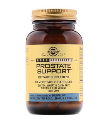 Solgar Prostate Support 60 VCaps