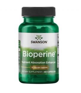 Swanson Ultra Bioperine 10mg 60 kaps.