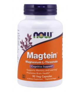 NOW FOODS MAGTEIN 90 VCAPS