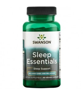 Swanson Sleep Essentials 60 kaps.