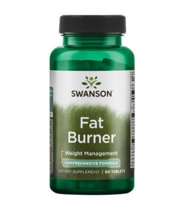 Swanson Diet Fat Burner 60 tabs.