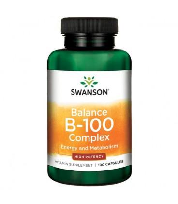Swanson Balance B-100 100caps
