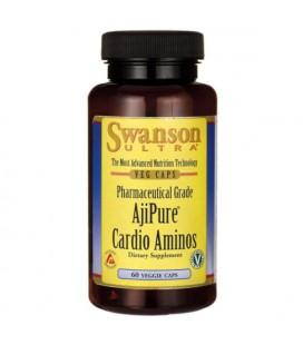 Swanson Cardio Aminos Ajipure 60 vcaps.