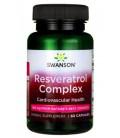 Swanson Resveratrol Complex 60caps