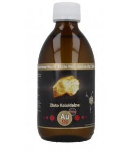 VitaColloids Złoto Koloidalne STRONG 50ppm 300ml