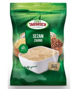 Targroch Sezam Ziarno 1kg