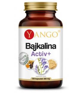 YANGO Bajkalina Activ+ 120 kapsułek