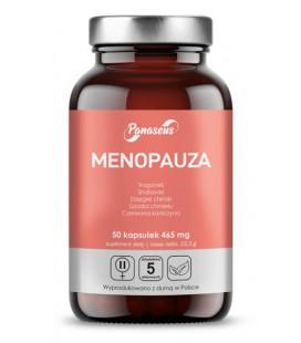 Panaseus Menopauza 50 kapsułek