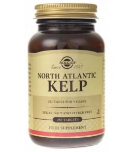 Solgar Północnoatlantycki Kelp (Jod) 250 Tabletek