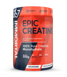 Immortal Epic Creatine 500g