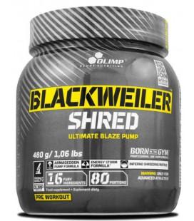 Olimp Blackweiler Shred 480g