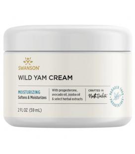 Swanson 97% Natural Wild Yam Cream 59ml