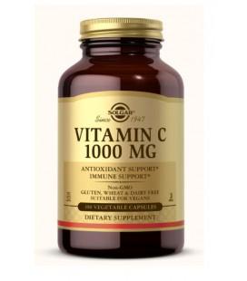 Solgar Vitamin C 1000mg 100vcaps