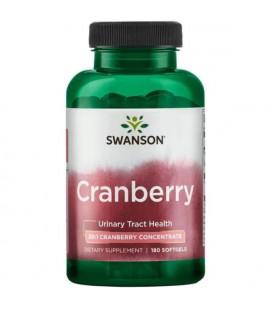 Swanson Cranberry (Żurawina) 20:1 180 softgels