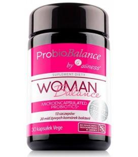 Aliness ProbioBalance Woman Balance 20mld 30Vege Kapsułek