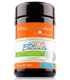 Aliness ProbioBalance KIDS Balance 5mld 30 Vege Kapsułek