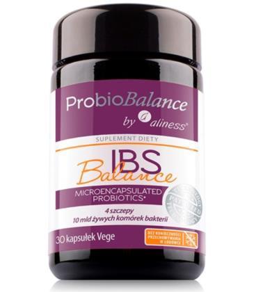 Aliness ProbioBalance IBS Balance 10mld 30 Vege Kapsułek