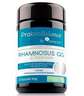 Aliness ProbioBalance Rhamnosus GG Balance 5mld 30 Vege Kapsułek