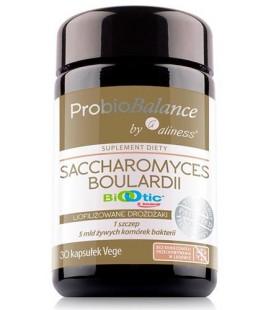 Aliness ProbioBalance Saccharomyces Boualardii 5mld 30VKaps