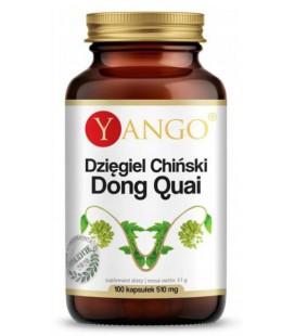 YANGO Dong Quai Dzięgiel Chiński 100 Kapsułek