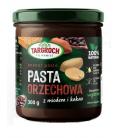 Targroch Pasta Orzechowa + Miód + Kakao 300g