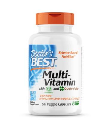 Doctor's Best Multi-Vitamin Multiwitamina 90 kaps.