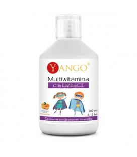 Yango Multiwitamina dla dzieci - 500 ml