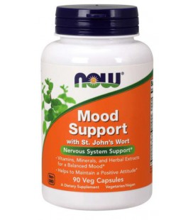 NOW FOODS MOOD SUPPORT 90 Kaps