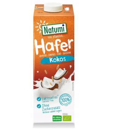 NATUMI Napój Owsiano - Kokosowy BIO 1L