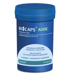 FORMEDS Biocaps Witamina ADEK 60 kapsułek
