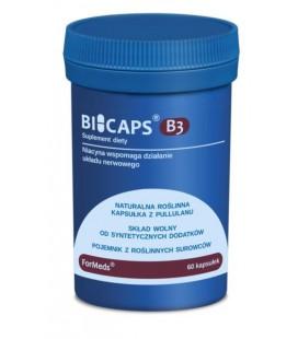 FORMEDS Biocaps Witamina B3 (Niacyna) 60 kapsułek