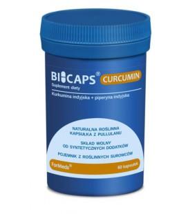 FORMEDS Biocaps Curcumin Kurkumina 60 kapsułek