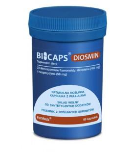 FORMEDS Biocaps Diosmin Diosmina 60 kapsułek