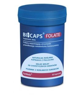 FORMEDS Biocaps Folate kwas foliowy 60 kapsułek