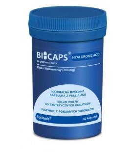 FORMEDS Biocaps Kwas Hialuronowy Hyaluronic Acid 60 kapsułek