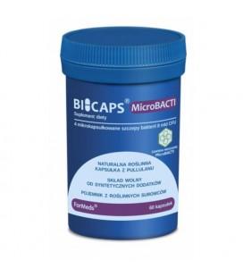 FORMEDS Biocaps Zdrowe Jelita MicroBACTI 60 kapsułek