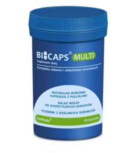 FORMEDS Biocaps Multi Multiwitamina 60 kapsułek