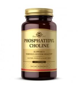 Solgar Fosfatydylocholina Phosphatidyl Choline 100 sgels